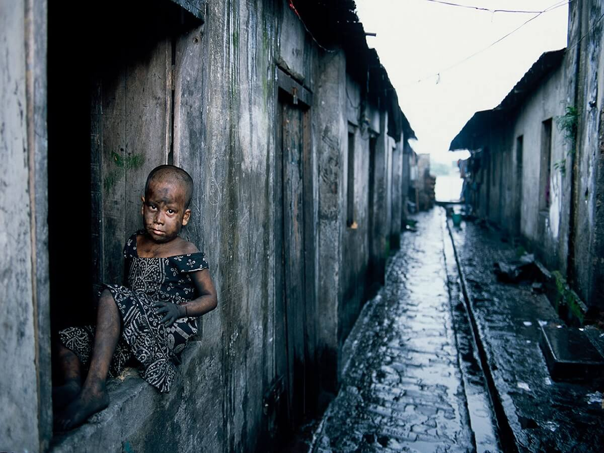 effect of poverty on society